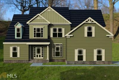 Senoia Single Family Home New: 1 Lake Victoria Estates