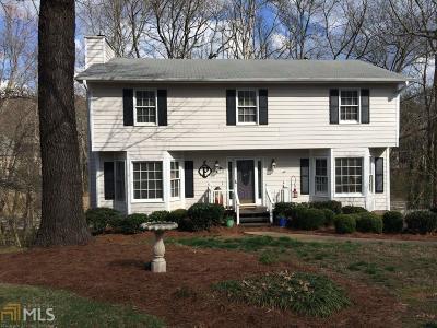 Marietta Single Family Home New: 3338 Devaughn Dr
