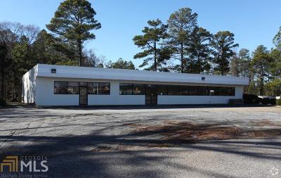 Alpharetta Commercial Lease For Lease: 5490 Atlanta Hwy