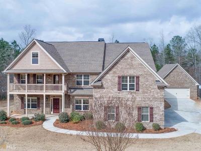 Newnan Single Family Home New: 264 Elys Ridge