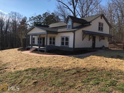 Cumming Single Family Home New: 7975 Wallace Tatum Rd