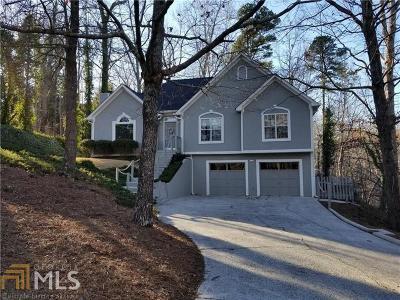 Cumming Single Family Home New: 5755 Shadewater