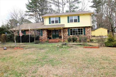 Fayetteville Single Family Home New: 4016 Timberlane Trial
