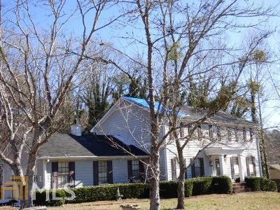 Fayetteville Single Family Home New: 917 Kite Lake Trl