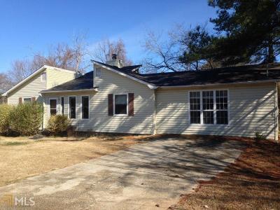 Douglas County Single Family Home New: 6216 Central Church Rd