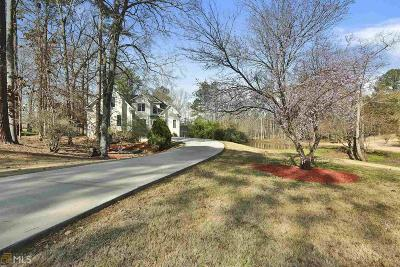 Newnan Single Family Home New: 105 Springwater Chase