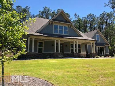 Coweta County Single Family Home For Sale: Haven Ridge #14