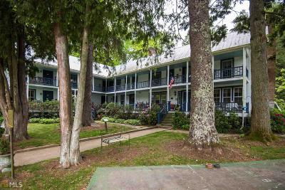 Rabun County Single Family Home Under Contract: 416 Yorkhouse