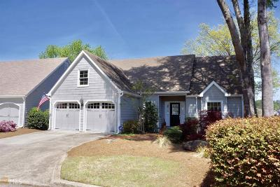 Alpharetta Single Family Home Under Contract: 6440 Spinnaker Ln