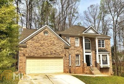 Stone Mountain Single Family Home For Sale: 533 Riverbirch