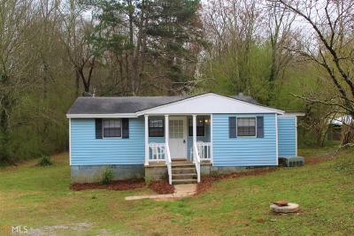 Good Hope Single Family Home For Sale: 5385 Georgia Highway 186