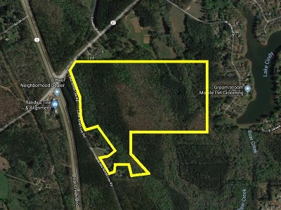 Hampton Commercial For Sale: 215 Lake Amah Lee Rd