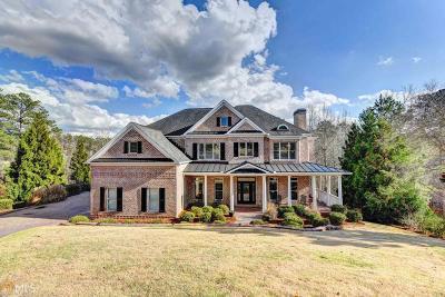 Milton Single Family Home For Sale: 825 Lake Mist Cv