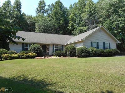 Clarkesville Single Family Home For Sale: 500 Wall Bridge Rd
