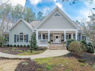 Clarkesville Single Family Home Contingent With Kickout: 730 Plum Ln