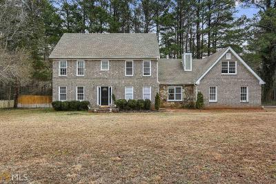 Alpharetta Single Family Home For Sale: 12765 Bethany Rd