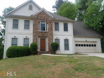 Stone Mountain Single Family Home For Sale: 7406 Harbor Cove Ct