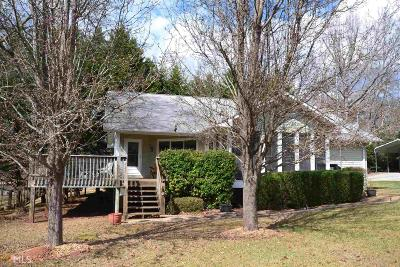 Toccoa Single Family Home For Sale: 380 Dragonfly Cv
