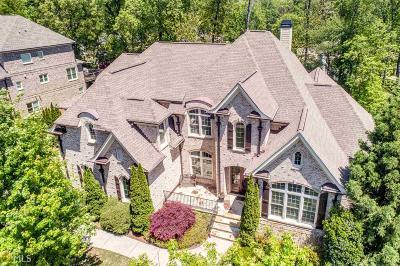Marietta Single Family Home For Sale: 4060 Glen Hill Way
