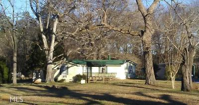 Haddock, Milledgeville, Sparta Single Family Home For Sale: 102 Cox Rd