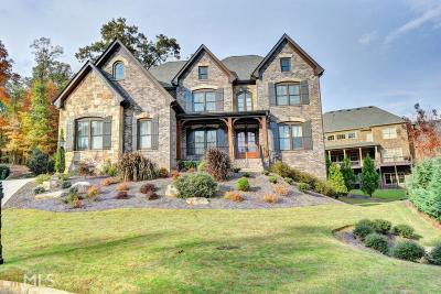 Suwanee Single Family Home For Sale: 1615 Cone Flower Way