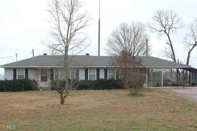 Madison Single Family Home For Sale: 3794 Hwy 106 N
