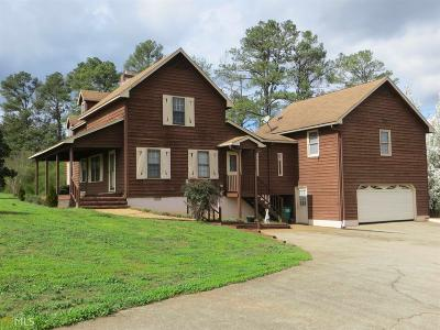 Elbert County, Franklin County, Hart County Single Family Home For Sale: 16990 Highway 106