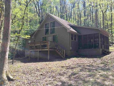 Dahlonega Single Family Home For Sale: 60 Ashley Ln