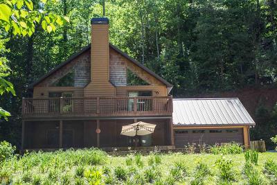 Helen Single Family Home For Sale: 1257 Poplar Stump