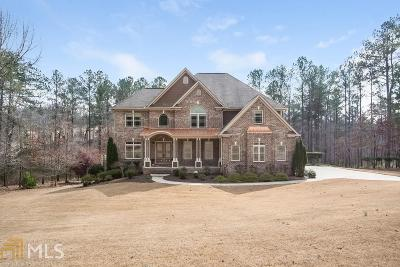 Coweta County Single Family Home For Sale: 154 Sky View Ct