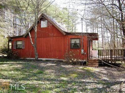 Lumpkin County Single Family Home Under Contract: 2914 Copper Mines