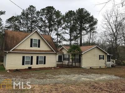 Butts County Single Family Home For Sale: 117 Dam Rd