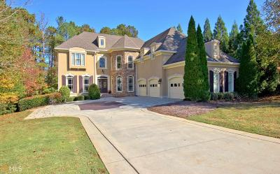 Peachtree City Single Family Home For Sale: 212 Brookings Ln