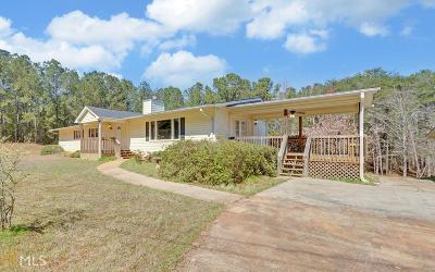 Hartwell GA Single Family Home For Sale: $249,900