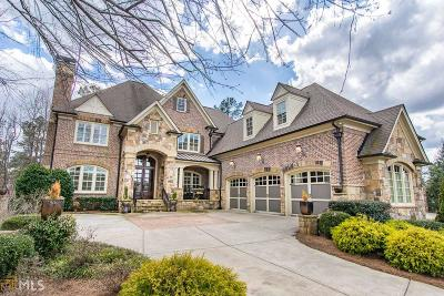 Acworth Single Family Home For Sale: 6327 Howell Cobb Ct
