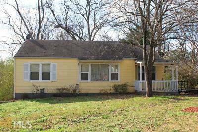 Smyrna Single Family Home Under Contract: 1988 Benson Ave