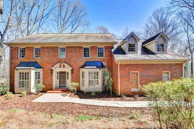 Sandy Springs Single Family Home For Sale: 95 Cliffside Xing