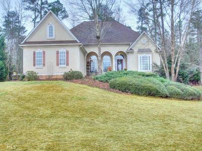 Coweta County Single Family Home For Sale: 140 Oconee Woods Trl