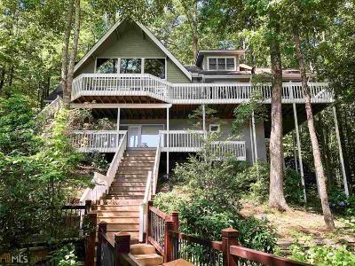 Clayton, Clarkesville, Tiger Single Family Home For Sale: 167 Wildflower Cir