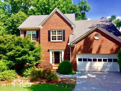 Johns Creek Single Family Home For Sale: 765 Ullswater Cv