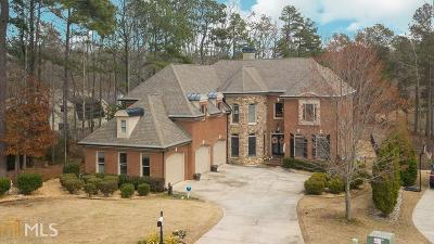 Cumming Single Family Home For Sale: 2940 Aquitania Ln