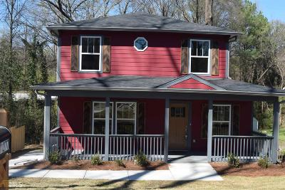 Howell Station Single Family Home For Sale: 1277 Niles Ave
