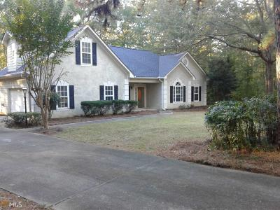 Fayetteville Single Family Home For Sale: 130 Wildhorse Way