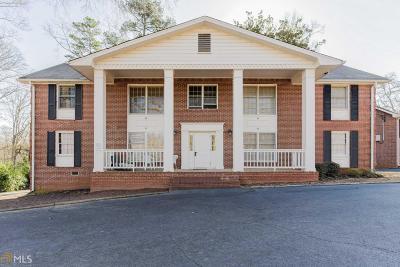 Dekalb County Condo/Townhouse For Sale: 135 E Hill St #36