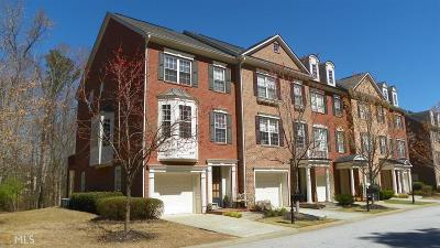 Peachtree City Condo/Townhouse For Sale: 38 American Walk