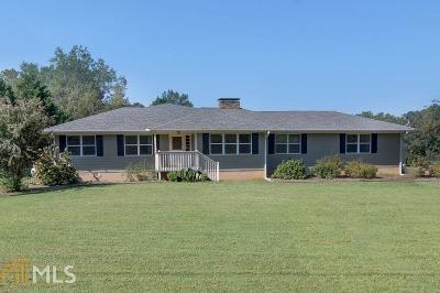 Newborn Single Family Home For Sale: 220 Pitts Chapel Rd