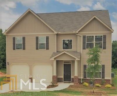 Winder GA Single Family Home For Sale: $222,295