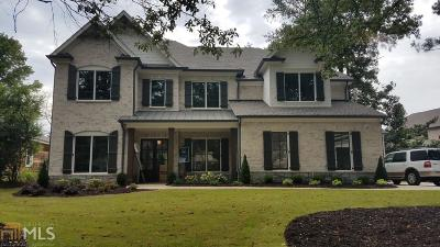 Single Family Home For Sale: 3091 Mabry Rd