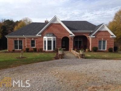 Bartow County Single Family Home For Sale: 141 Boyd Mountain Rd