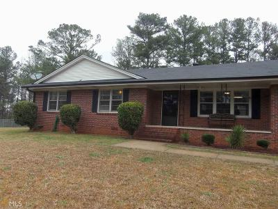 Clayton County Single Family Home For Sale: 7396 W Fayetteville Rd